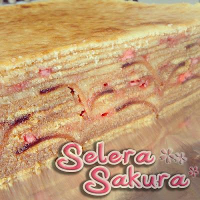 Kek Lapis Sakura