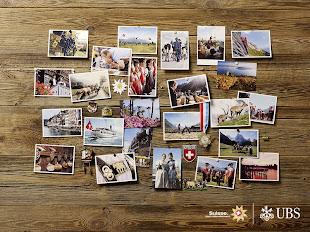 «100 traditions et coutumes. La Suisse typique.»