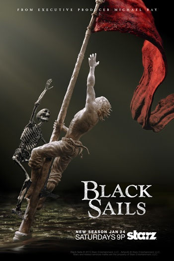 Black Sails Temporada 2 Completa Latino