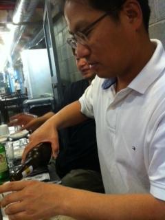 Steve Yeung - LG