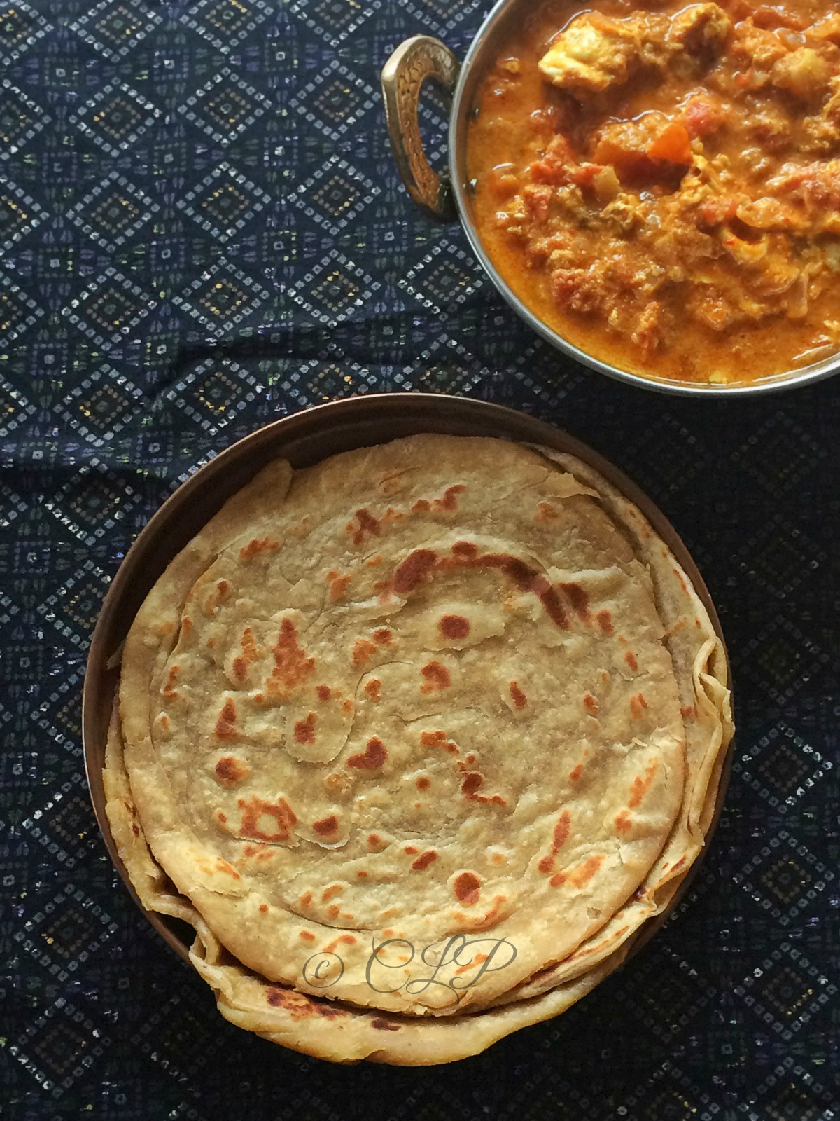 Wheat Parotta Recipe