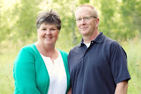 Larry and Brenda Birrell