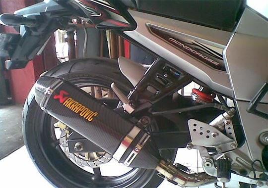Yamaha Byson Tampil Keren Bermodal 3,2 Juta