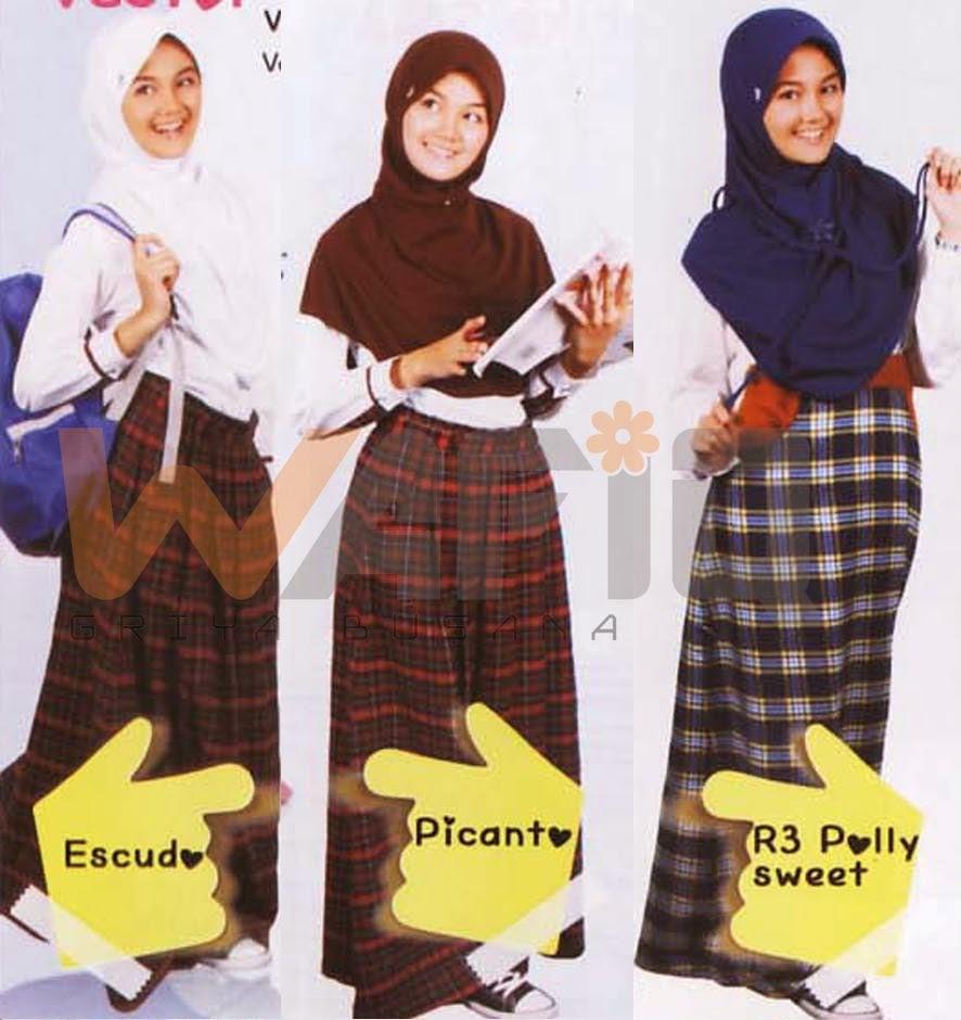 Model Fashion Hijab Rabbani Anak Umur 10 Tahun Keatas Gaya Masa