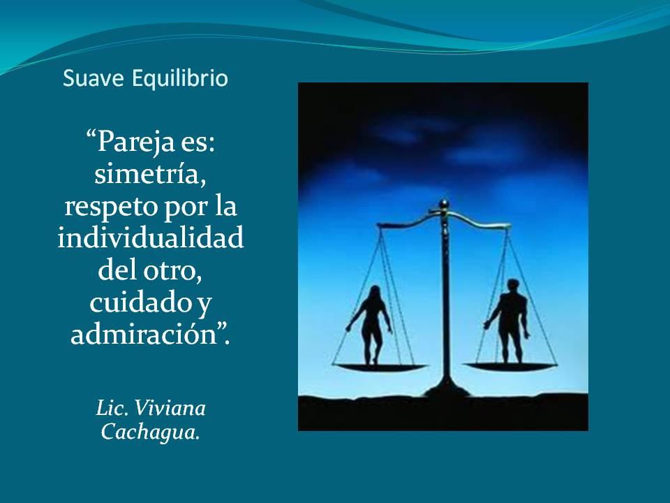 El poder del amor Suave+Equilibrio