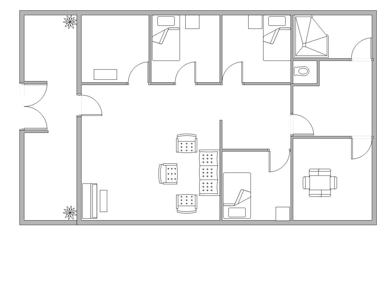 Programa para hacer planos de viviendas for Planos para aser una casa