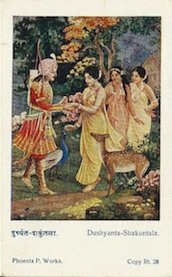 play analysis shakuntala by kalidasa Start studying kalidasa, sakuntala learn vocabulary how does shakuntala deploy sanskrit and pankrit in the play to enhance our understanding of the characters.