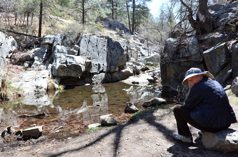 Wandering Around Prescott Az White Spar Campground And