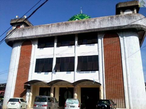 Masjid Al Ihsan Markas Banjarmasin