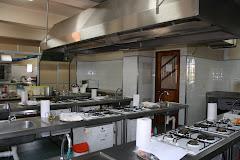 Aulas de cocina del EFAES