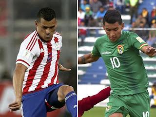 Paraguay vs Bolivia en Eliminatorias Sudamericanas