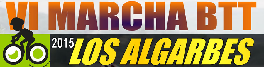 Marcha BTT Los Algarbes