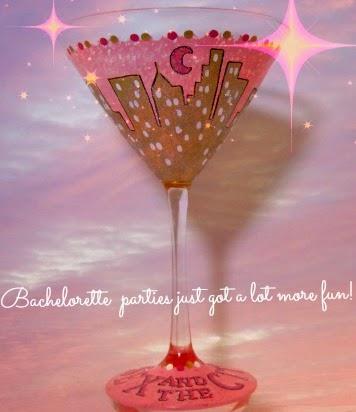 Sex in the City Martini Glass via kudoskitchenbyrenee.com