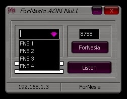 Inject Tri AON ForNesia NuLL 24 November 2014