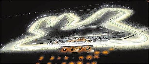 Circuito de Losail en Qatar