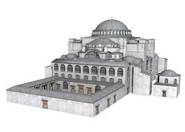 The Hagia Sophia image 1860