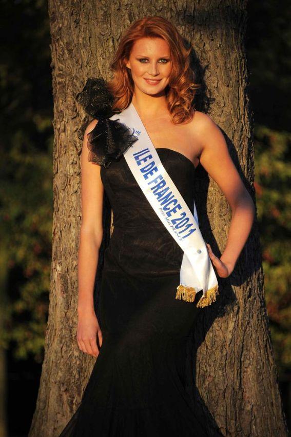 Miss Ile-De-France-Meggahnn Samson