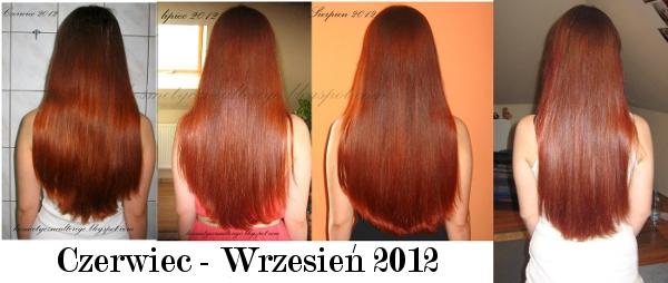 Aktualizacja włosów : Wrzesień