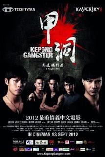 Ngũ Hổ Xã Hội Đen Full HD online – Kepong Gangster 2012 - Phim hành động