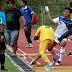 Suporter dan Pemain Tawuran Dalam Laga Divisi Utama ISL
