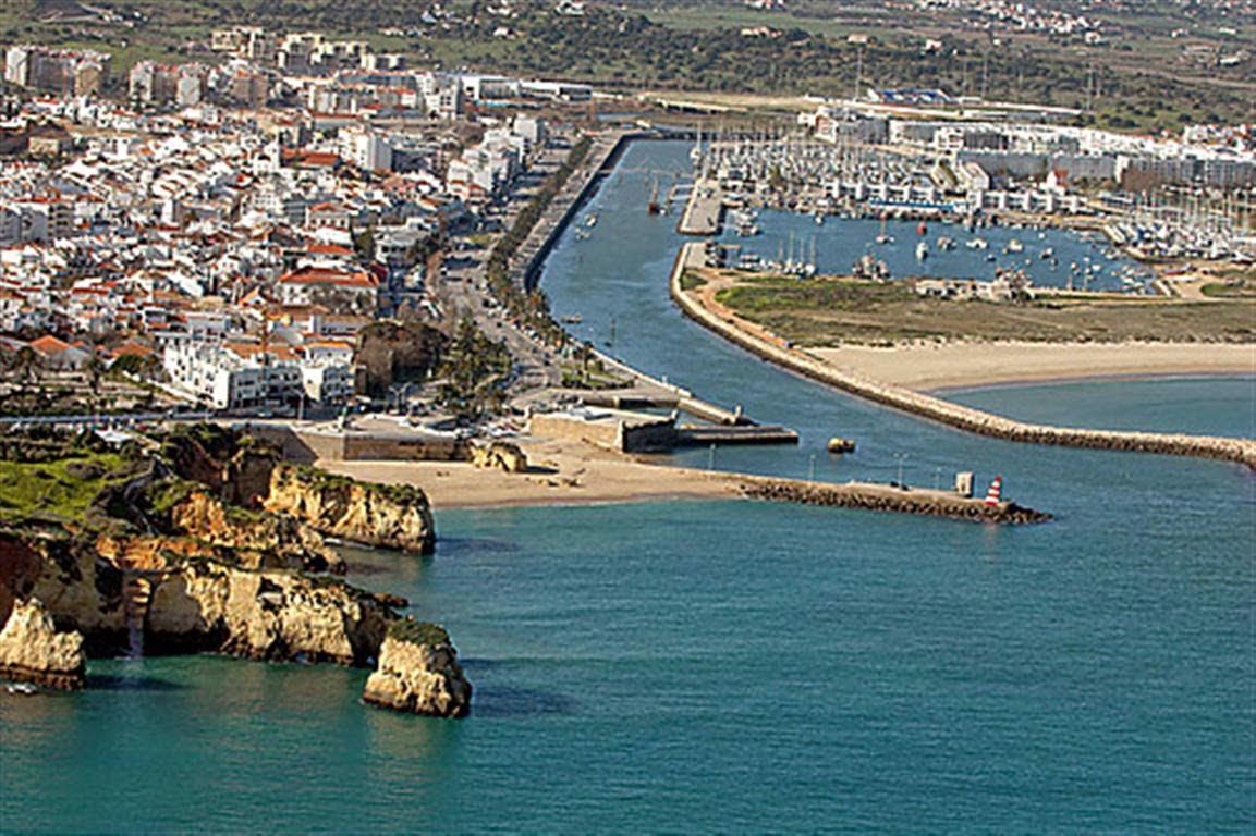 مدينة لاغوس الرائعة في البرتغال