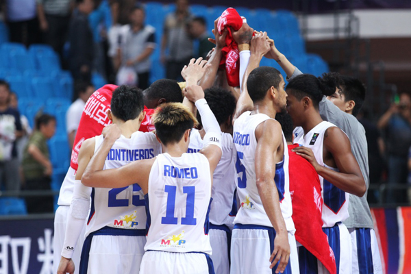 Gilas Pilipinas 17-man pool for Olympic wildcard qualifier