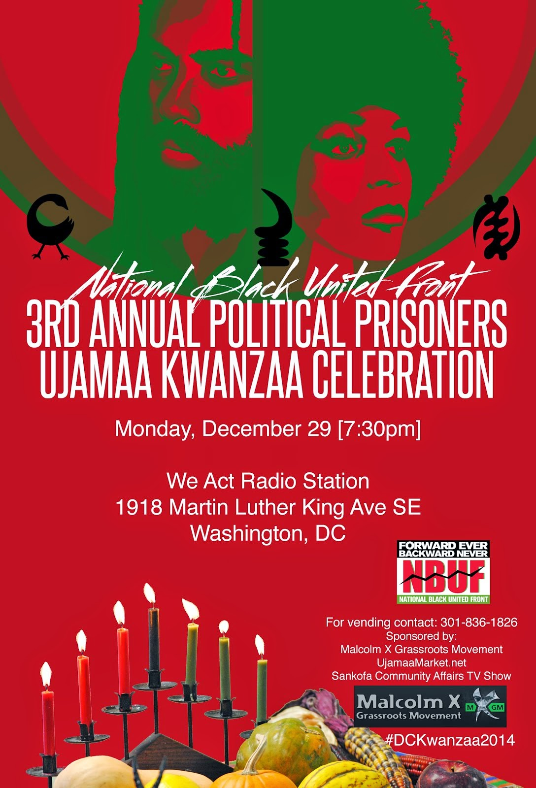 Kwanzaa Political Prisoners