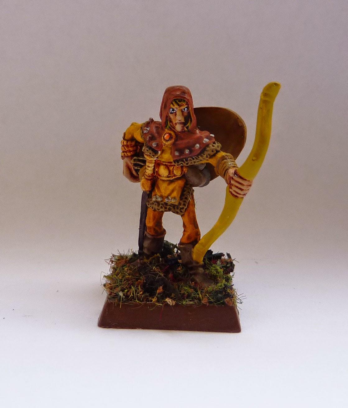 Skarloc's Wood Elf Archers