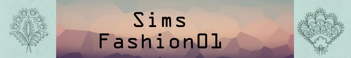 Sims Fashion01