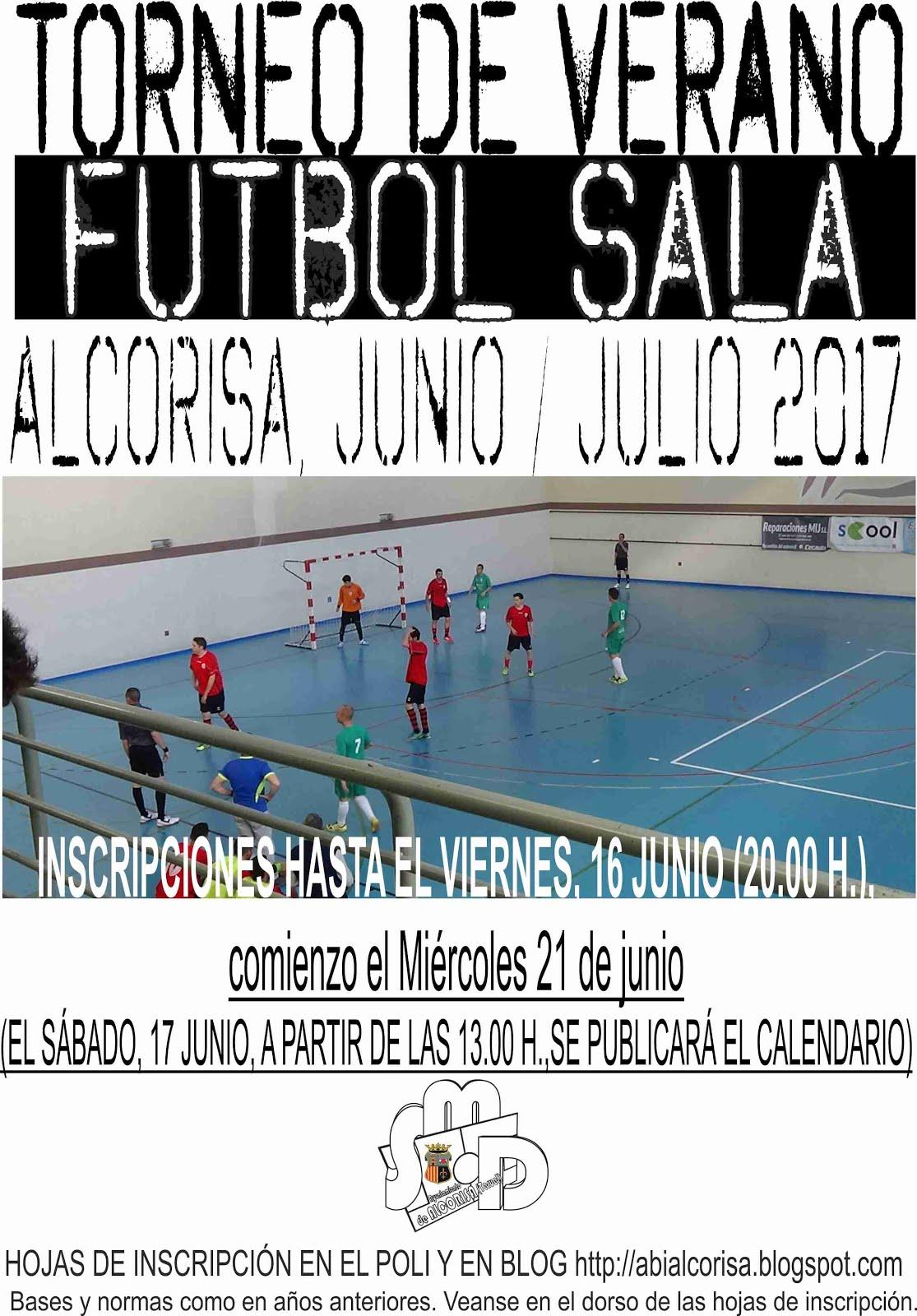 Torneo Verano FS
