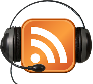 Audio Podcast Symbol