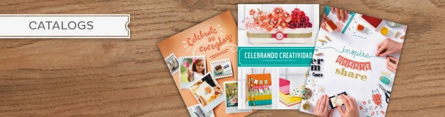 View my Stampin' Up! Catalog