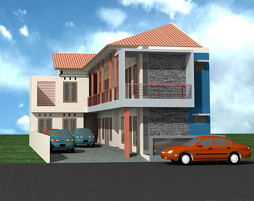 design rumah kost auto design tech