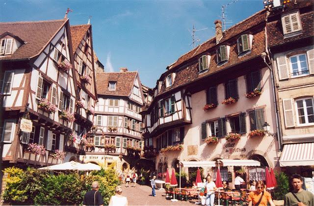 Colmar, France, Alsace