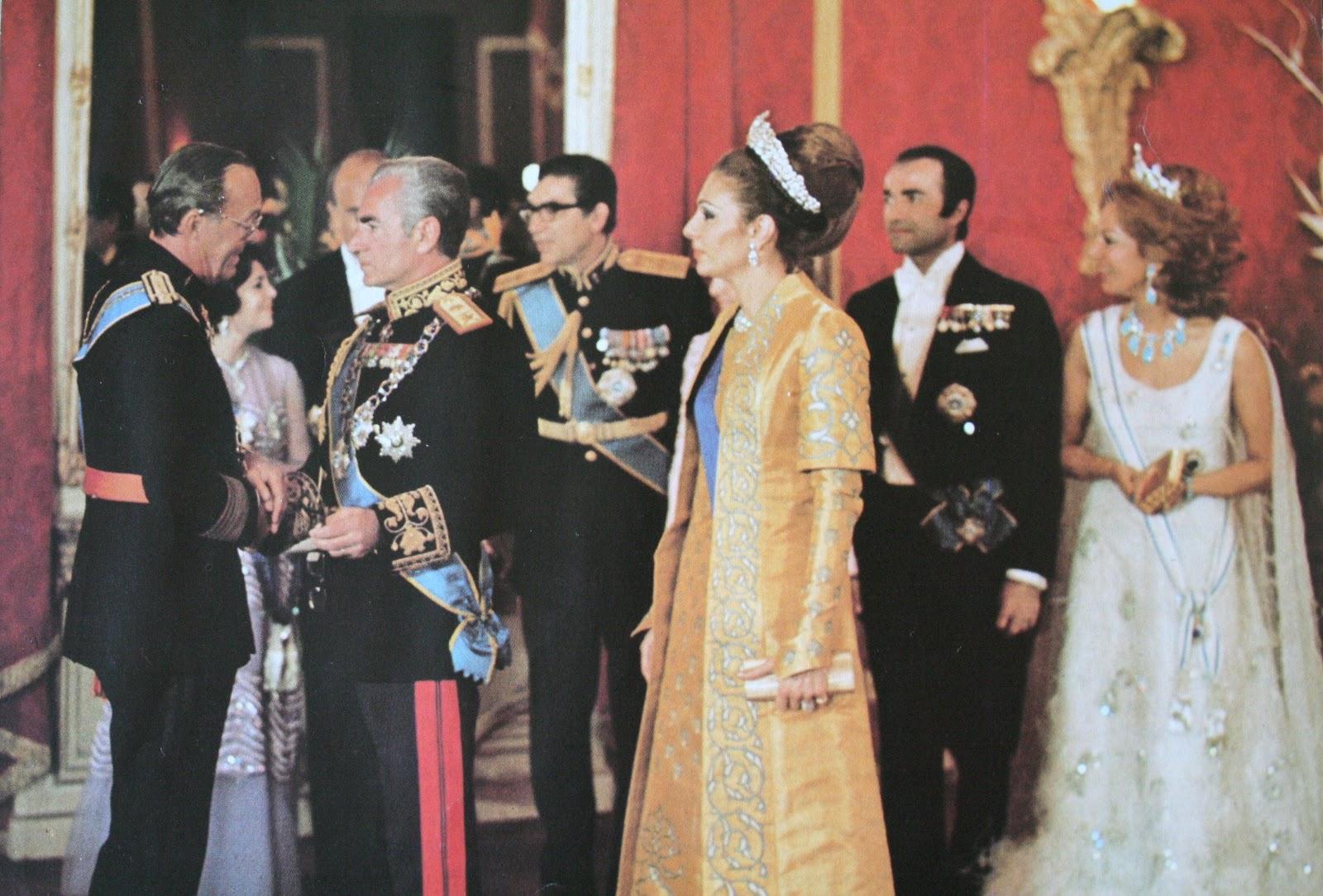 Casa Imperial De Ir 225 N Celebraciones De Pers 233 Polis 1971 Iv