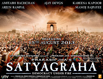 SATYAGRAHA-Democracy under fire