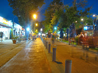 Turismo noche Atlantida Uruguay
