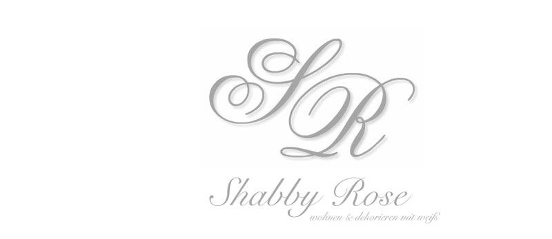 Shabby Rose  white Living