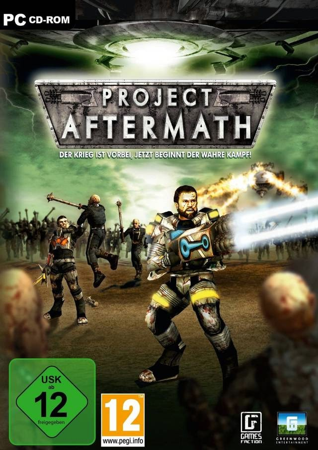 Download Game PC Project AfterMath [Full Version] | Acep Game