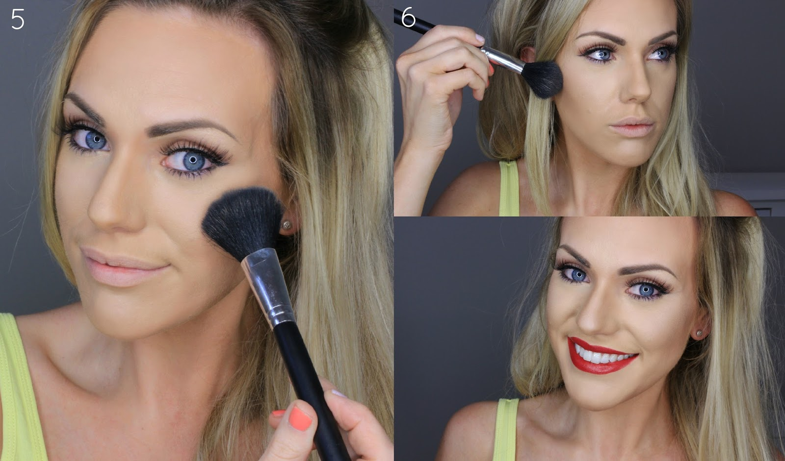 6 Steps to a Gorgeous Contour Tutorial