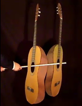 Impossible Guitar Illusion