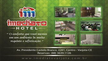 IMEDIATO HOTEL - VARJOTA