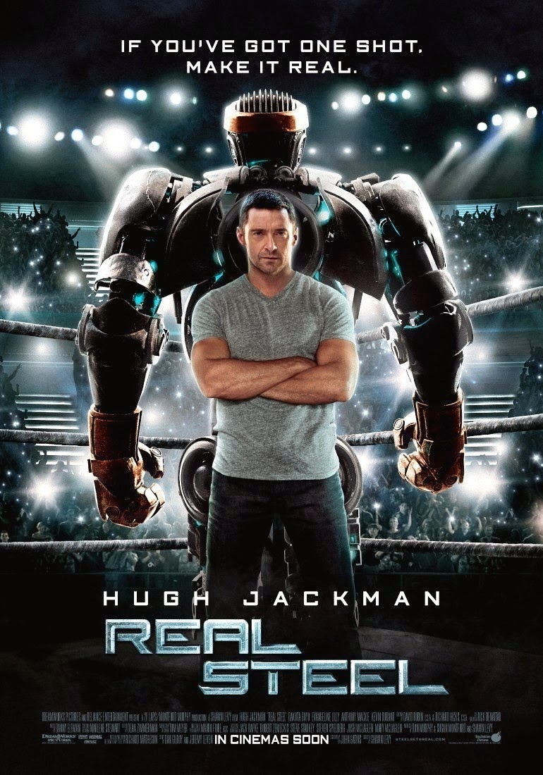 REAL STEEL 2011 tainies online oipeirates