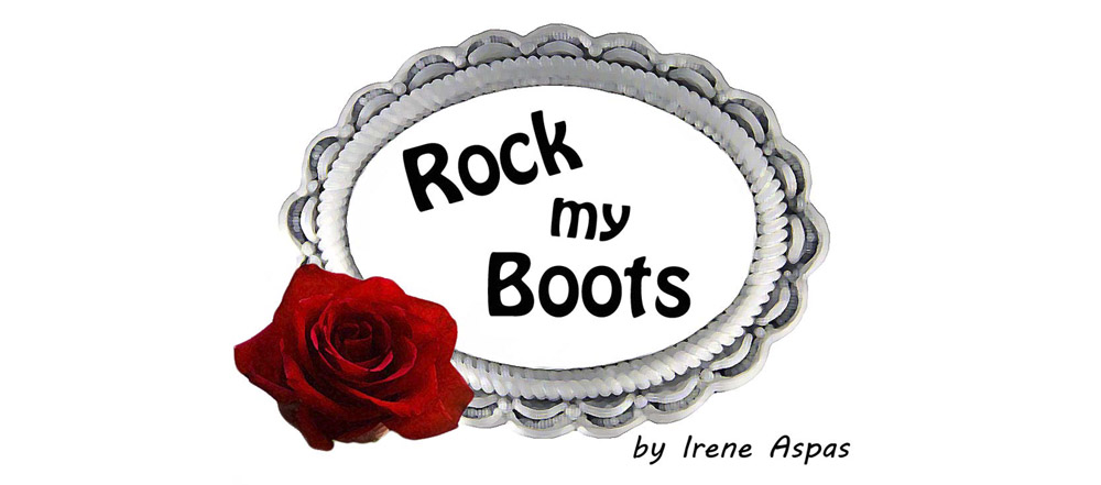 Rock my boots