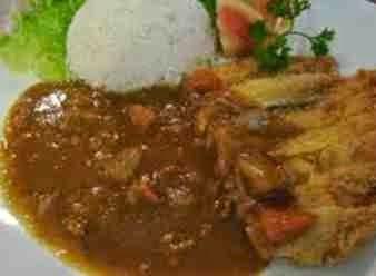 cara membuat resep masakan saus kari Thailand