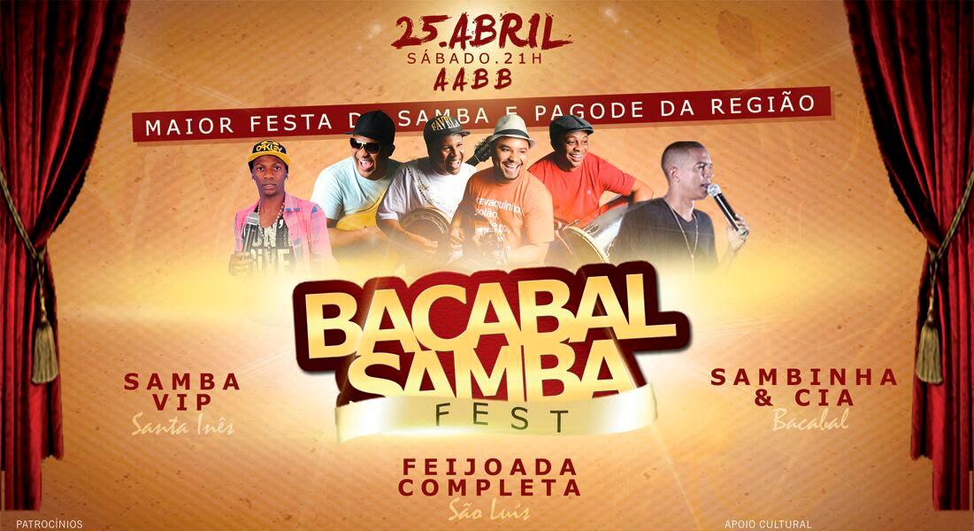 Bacabal Samba Fest