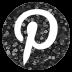 Pinterest Social Media Icons