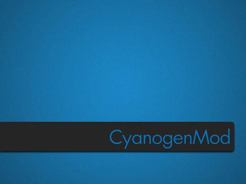 Cyanogen Mod 10 Wallpaper 4