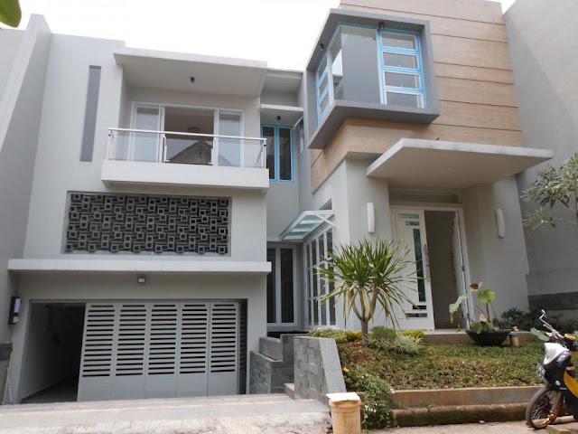 Rumah Modern Minimalis Di Kemang Timur