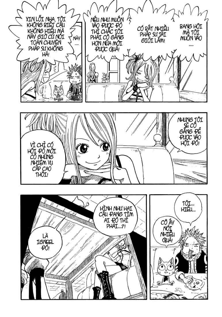 Fairy Tail chap 1 page 19 - IZTruyenTranh.com